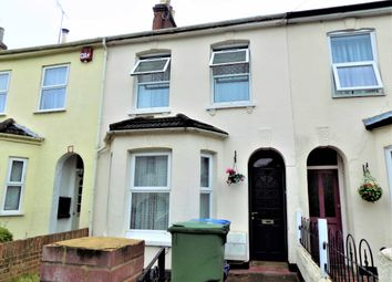 Thumbnail 3 bed terraced house to rent in Cambridge Road, Aldershot