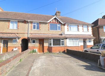 Thumbnail 3 bed terraced house for sale in Northbourne Road, Eastbourne, East Sussex