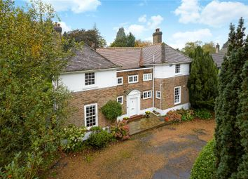 Thumbnail 5 bed detached house for sale in Goldsmiths Avenue, Crowborough, East Sussex