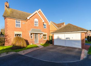 Thumbnail 4 bed detached house for sale in Naseby Avenue, Newark, Nottinghamshire
