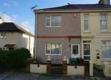 3 bed end terrace house for sale in Lynher Street, Plymouth PL5