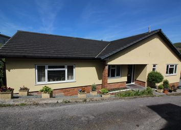 Thumbnail 4 bedroom detached bungalow for sale in Union Road West, Abergavenny