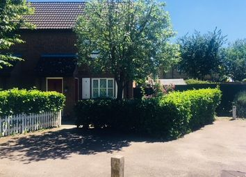 Thumbnail 2 bed end terrace house for sale in Mallards Rise, Harlow