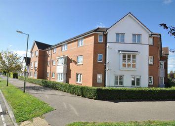 Thumbnail 2 bed flat for sale in Layton Street, Welwyn Garden City, Hertfordshire