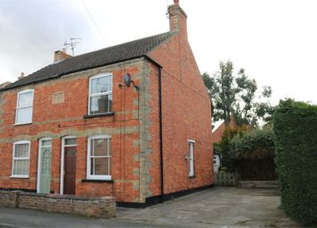 Thumbnail 3 bed semi-detached house for sale in Willoughby Road, Bourne