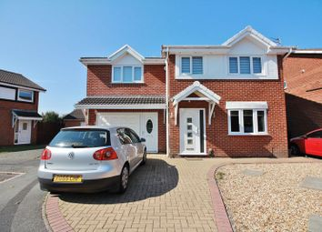 Thumbnail 4 bedroom detached house for sale in The Rowans, Poulton-Le-Fylde