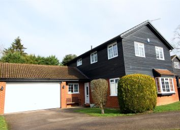 Thumbnail 4 bed detached house for sale in Shrublands, Brookmans Park, Hatfield
