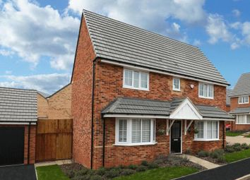 """Thumbnail 4 bed detached house for sale in """"Alnwick"""" at Stanley Close, Corby"""
