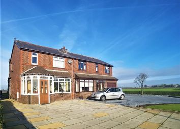 Thumbnail 3 bed semi-detached house for sale in Moss Lane, Burscough, Ormskirk