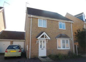 Thumbnail 4 bed detached house for sale in Nutmeg Walk, Downham Market