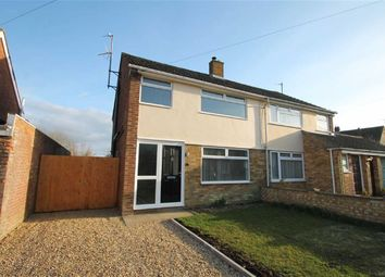 Thumbnail 3 bed semi-detached house for sale in Woodland Drive, Bromham, Beds