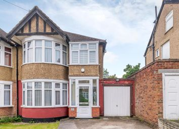 Thumbnail 3 bed semi-detached house for sale in South Hill Grove, Harrow, Middlesex