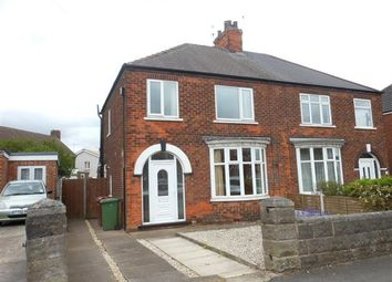 Thumbnail 3 bed semi-detached house to rent in Fulbeck Road, Scunthorpe