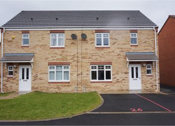 Thumbnail 3 bedroom semi-detached house for sale in Sherbourne Walk, Middlesbrough