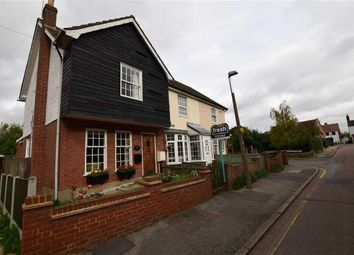 Thumbnail 2 bed end terrace house for sale in Mill Lane, Horndon-On-The-Hill, Essex