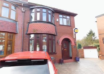 3 bed semi-detached house to rent in Parkside Avenue, Failsworth, Manchester M35
