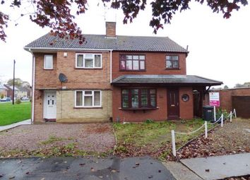 Thumbnail 3 bed semi-detached house for sale in Figtree Walk, Dogsthorpe, Peterborough, Cambridgeshire