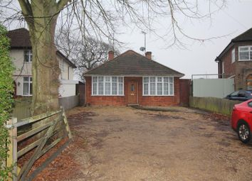 Thumbnail 3 bed detached bungalow for sale in Oundle Road, Orton Longueville, Peterborough