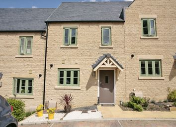 Thumbnail 3 bedroom terraced house for sale in Meteor Close, Upper Rissington