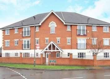 Thumbnail 2 bed flat for sale in Stanier Way, Renishaw, Sheffield, Derbyshire