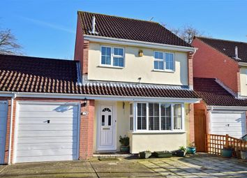 Thumbnail 3 bed detached house for sale in Juniper Close, Worthing, West Sussex