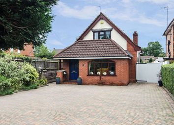 Thumbnail 3 bed detached house for sale in Wolseley Road, Rugeley