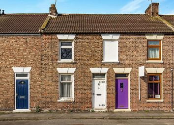 Thumbnail 2 bed terraced house for sale in Strait Lane, Hurworth, Darlington