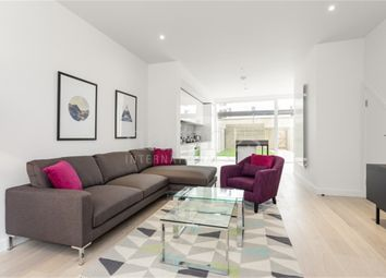 Thumbnail 3 bed end terrace house for sale in Starboard Way, Royal Wharf, London