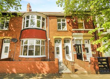 Thumbnail 2 bedroom flat for sale in Queen Alexandra Road, North Shields, Tyne And Wear