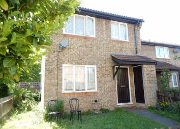 Thumbnail 2 bed end terrace house to rent in Hogarth Crescent, London