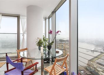Thumbnail 2 bed property for sale in Landmark West, Marsh Wall, London