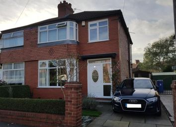 Thumbnail 3 bed semi-detached house for sale in Dale Grove, Timperley, Altrincham, Greater Manchester