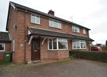 Thumbnail 4 bed semi-detached house to rent in Church View, Much Dewchurch, Hereford.