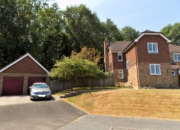 Thumbnail 5 bed detached house for sale in Badgers Brow, Eastbourne
