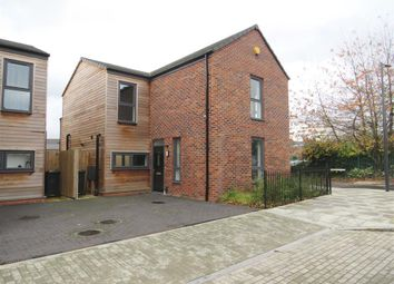 Thumbnail 4 bedroom detached house for sale in Canal Street, Derby