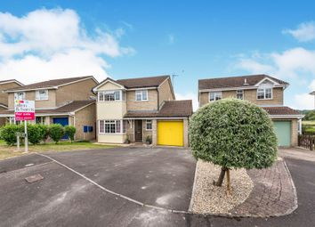 Thumbnail 4 bed detached house for sale in Roman Way, Coleford, Radstock
