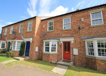 Thumbnail 3 bed terraced house for sale in Manor House Walk, Burneston, Bedale