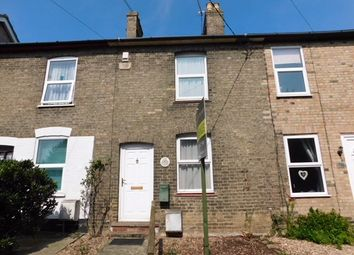 Thumbnail 2 bed terraced house for sale in Creeting Road, Stowmarket