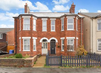 Thumbnail 3 bed semi-detached house for sale in Oxford Road, Farnborough