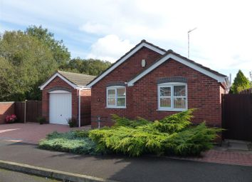 Thumbnail 2 bed detached bungalow for sale in Ravenwood, Swadlincote
