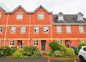 Thumbnail 4 bed terraced house for sale in Richardson Way, Rugeley
