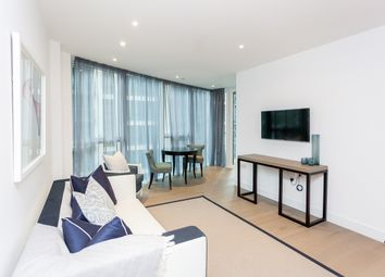 Thumbnail 2 bed flat to rent in The Pinnacle, Battersea Reach