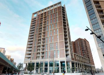 Thumbnail 3 bed flat for sale in Discovery Tower`, Canning Town