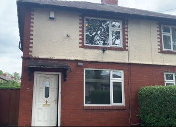 Thumbnail 2 bed semi-detached house to rent in Broadbent Avenue, Ashton-Under-Lyne