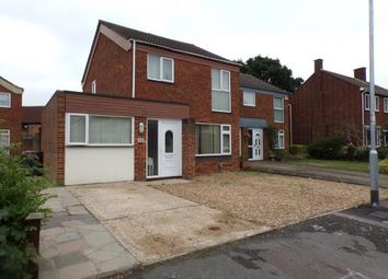 Thumbnail 3 bed detached house for sale in Foster Road, Kempston, Bedford, Bedfordshire