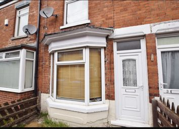 Thumbnail 2 bedroom terraced house to rent in Brecon Avenue, Hull