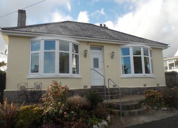 Thumbnail 3 bed detached bungalow to rent in Edgcumbe Road, St Austell, Cornwall