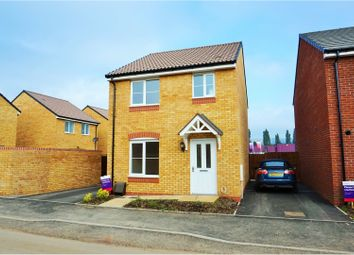Thumbnail 3 bed detached house to rent in Spitfire Road, Rogerstone
