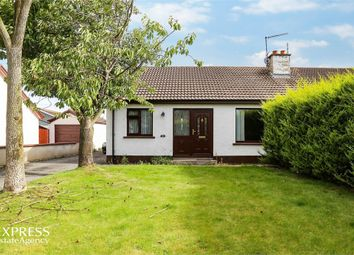 Thumbnail 3 bed semi-detached bungalow for sale in Grahamville Estate, Kilkeel, Newry, County Down