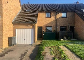 Thumbnail 3 bedroom terraced house for sale in Partridge Close, Thurston, Bury St. Edmunds